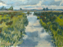 paysage (huile)
