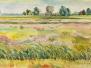 landschap (aquarel)